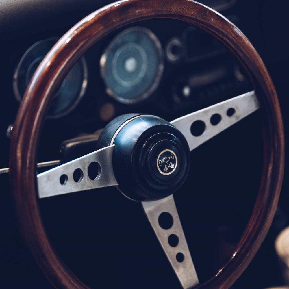 Lenkrad Oldtimer